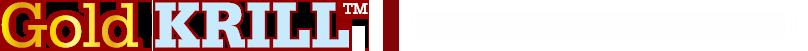Logo Gold Omega Krill